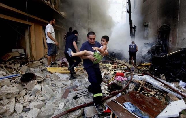 Συρία, περοιχή Σέντα.