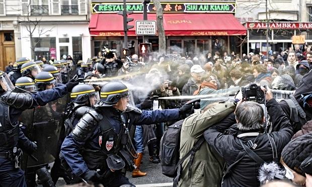 Laurent Cipriani  - AP - Παρίσι Κυριακή 29-11-15