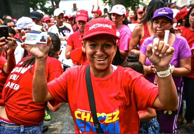 alamy photo caracas-v6th-may-2017-women-sympathizers