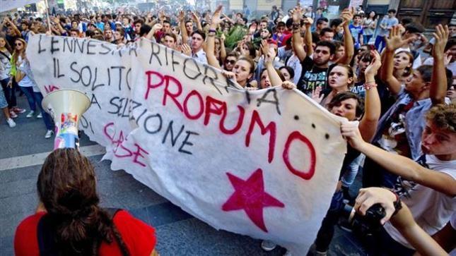 PressTv 2016 Italy